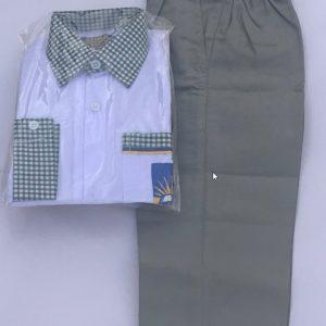 Dar-e-Arqam - Pent and Shirt