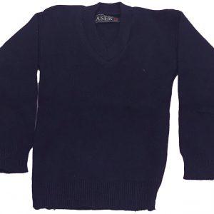 IMCB School Uniform Navy Blue Sweater