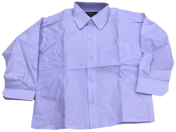 IMCB School Uniform White Shirt