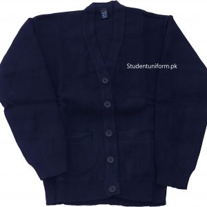 IMCG - Uniform Front Open Sweater